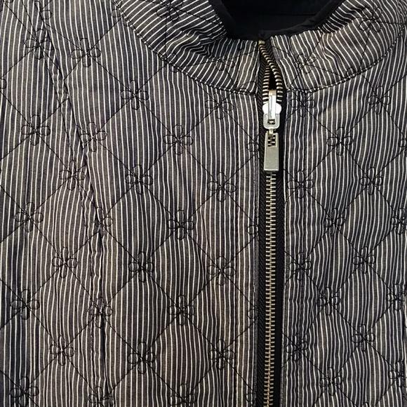Alfred Dunner Jackets Amp Coats Reversible Vest Size 14